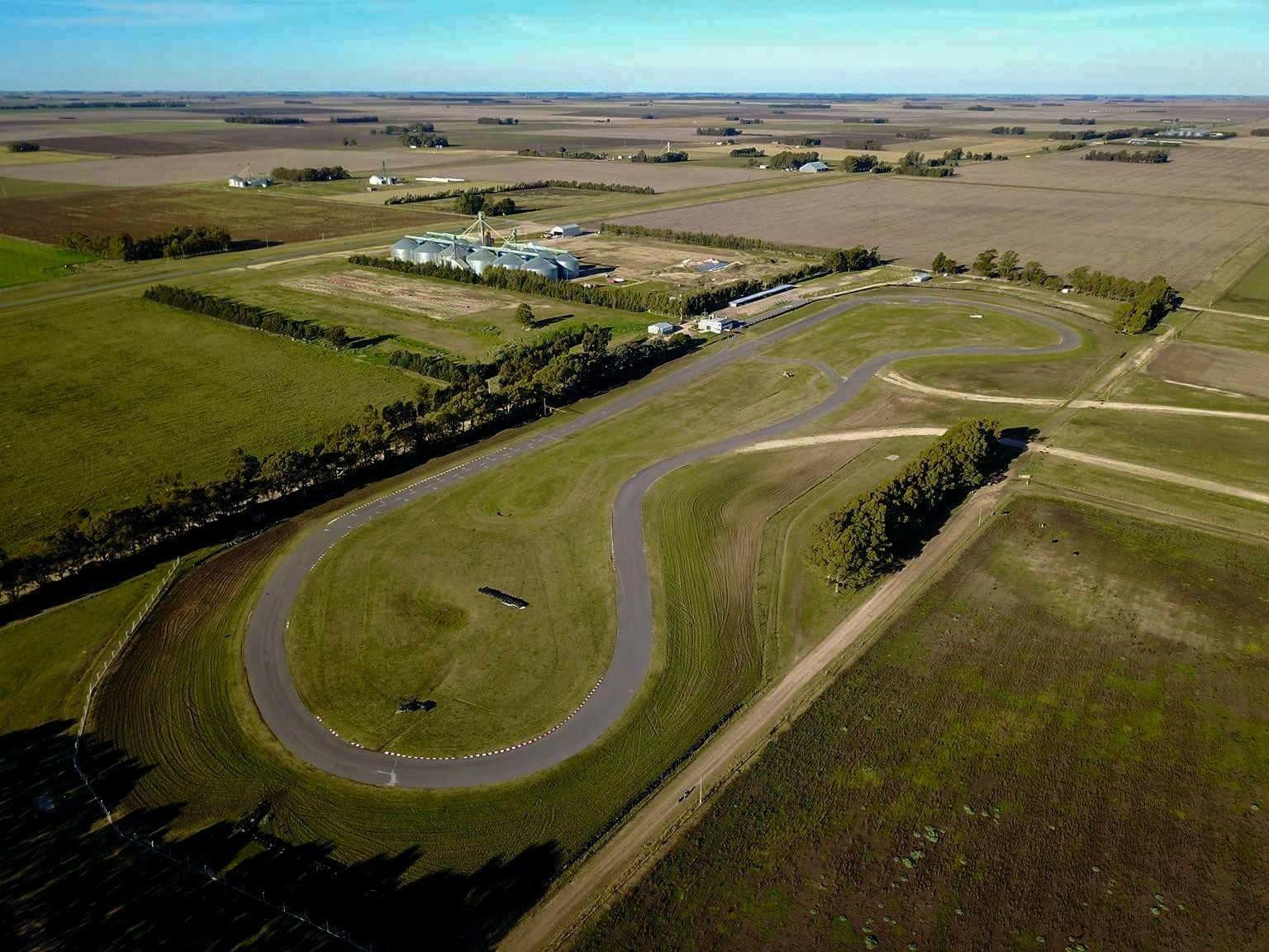 Moto Club: lograron acuerdo para el reasfaltado de la pista