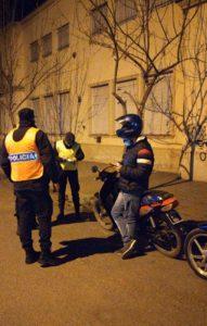 Secuestran dos motos en operativos de control vehicular