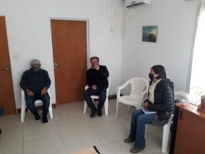 Marcelo León y Claudia Cittadino visitaron Reta