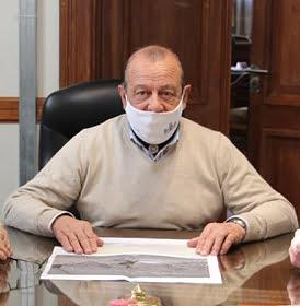 """Coronavirus: Carlos Sánchez pidió """"seguir trabajando, unidos y con mucha conciencia"""""""