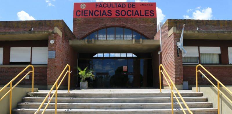Inscriben hasta mañana a carreras del segundo cuatrimestre de Sociales de UNICEN
