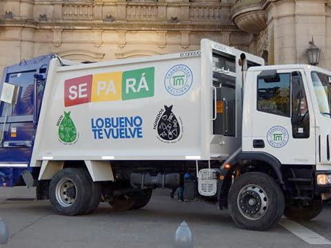 17 de agosto: así será la recolección de residuos en el distrito