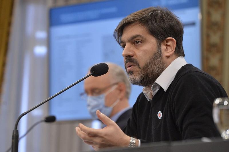 Bianco y Gollan detallaron la situación epidemiológica y el esquema de fases en la Provincia