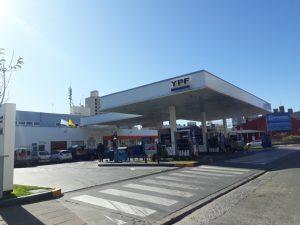 Rige el aumento de combustibles en las estaciones de servicio de YPF