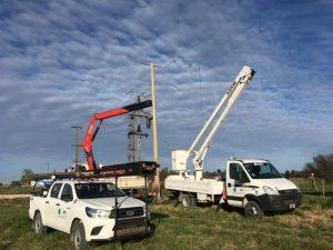 Aseguran que el corte de energía por trabajos de mantenimiento será hasta las 11