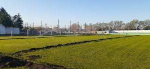 Villa del Parque inaugura nuevo sistema de riego