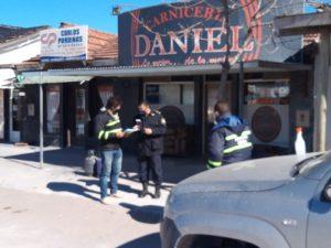 Labran infracciones y secuestran bebidas alcohólicas en los operativos de Claromecó