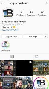 """""""Banquemos"""": un sector del macrismo ya hace campaña por las redes sociales en Tres Arroyos"""