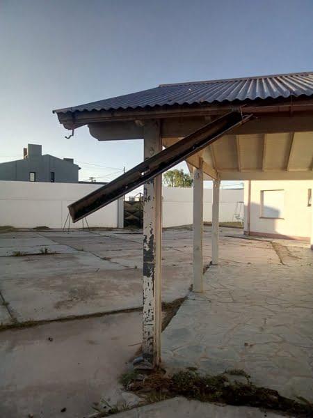 Preocupante acto de vandalismo en el Frutillitas del Fonavi Terminal