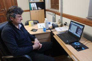Fhurer presidió un nuevo encuentro virtual por el FOMEPRO