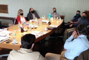 Ruralistas tresarroyenses presentaron un informe sobre Fitosanitarios