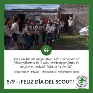"""""""Espíritu Joven"""" conmemora el Día del Scout con dos actividades virtuales"""