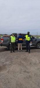 Secuestran marihuana durante un control vehicular en Ruta 3