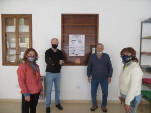 Rotary entregó importante donación al Taller Protegido COADIS