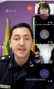"""Mercedes Moreno: """"el Ministerio de Mujeres valoró el trabajo y la conformación de la Mesa Intersectorial"""""""