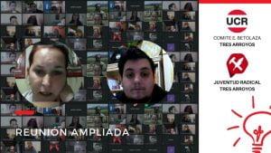 """Re – pensando el Betolaza"": Reunión virtual del Comité radical"
