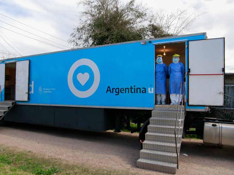 Necochea: Llevan el programa Detectar a Juan N. Fernández y Claraz