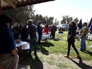 Cabaña Santa Rosa lleva a cabo su remate