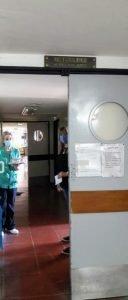 Los Scouts entregaron presentes al personal de salud