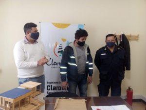 """En Claromecó habrá """"fuerte refuerzo"""" de personal policial para la Primavera"""