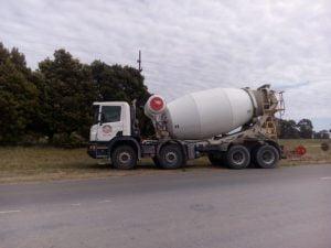 Se viene el pórtico de acceso a Claromecó: hoy se concretaron trabajos