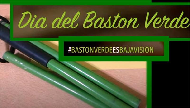 26 de septiembre: Día del Bastón Verde (video)