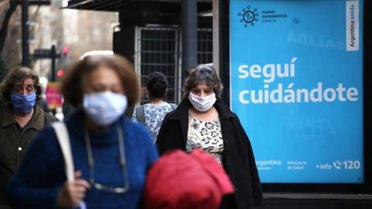 COVID-19 en el país: 254 nuevas muertes y 12.259 casos en las últimas 24 horas