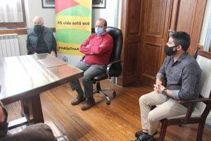 Referentes de distintas religiones se reunieron con Sánchez para evaluar protocolos