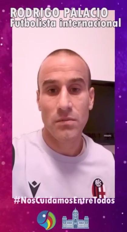 """""""Nos cuidamos entre todos"""" el mensaje de la Dirección de Deportes (video)"""