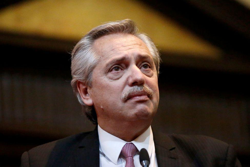 El Presidente expresó su solidaridad a la madre de Facundo Astudillo y ratificó su compromiso de saber qué pasó