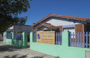 El Club 24 de Abril donó por $ 104.000 al Jardín 921 de Claromecó