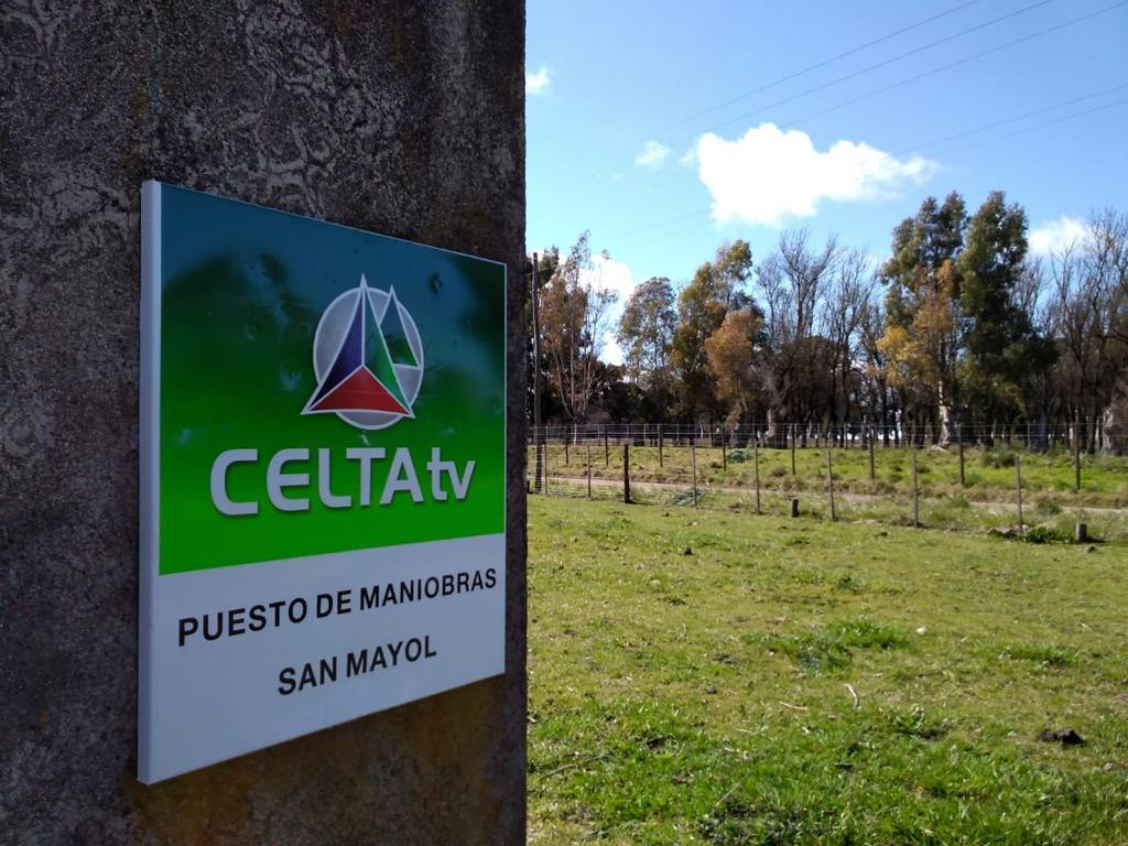 "Marisa Mendiberri: ""Internet en San Mayol es un logro cooperativo"""