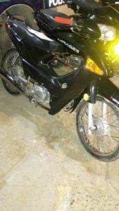 Saturación policial en inmediaciones del Parque Cabañas: secuestraron motos y autos