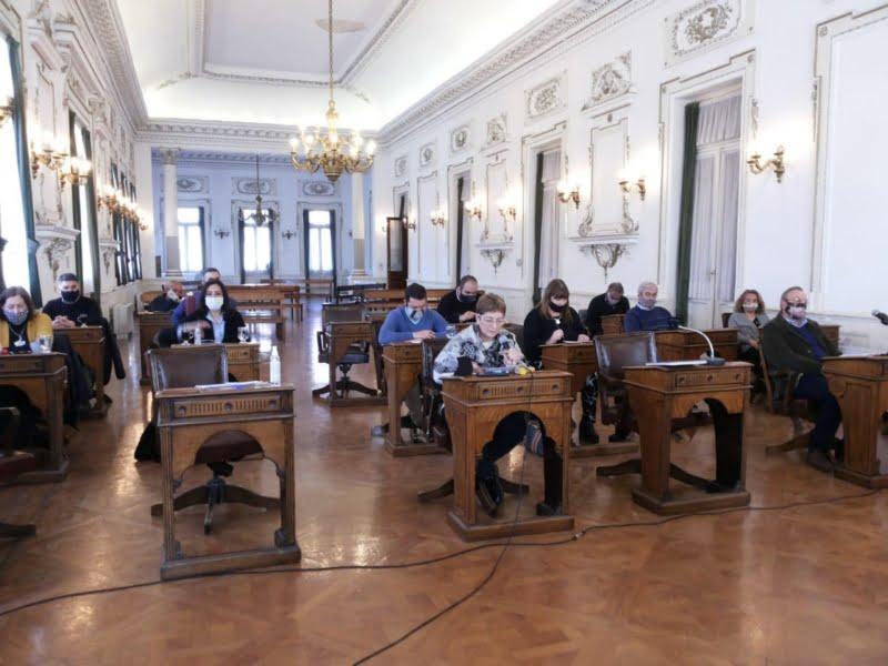 La Rendición de Cuentas se trata en el Concejo