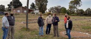 Positivo encuentro de Sánchez con vecinos y representantes de instituciones en Reta