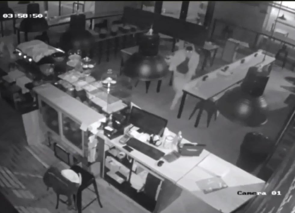 Video: así fue el robo a Rüya