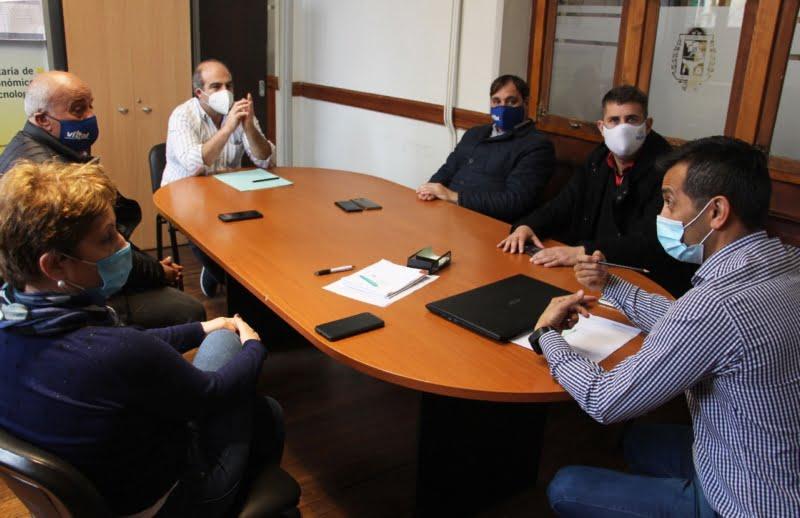 Autoridades de la salud del Municipio se reunieron con representantes de Vittal