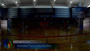 Deportes realizó una exitosa jornada virtual de actividad física y recreación
