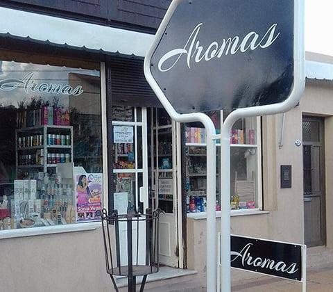 """""""Aromas"""" ofrece perfumes exquisitos para mamá y la casa"""