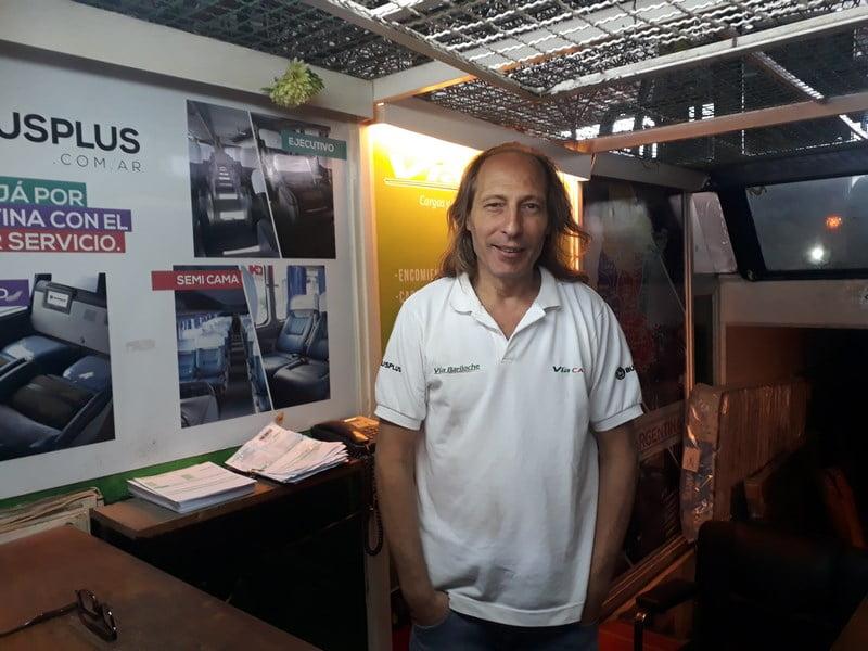 Vía Bariloche retomará los viajes en micros el 1° de diciembre