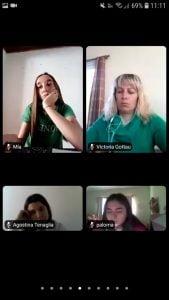 Exitosa edición virtual de las Olimpíadas Deportivas de la Secundaria 8 de Orense (videos)