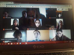 """Alumnos de la Escuela Técnica participan del proyecto """"Argentina se Conecta"""""""