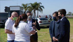 ARBA intimó a grupo empresario que explota autocine en San Isidro por adeudar más de $ 27 millones de canon (video)