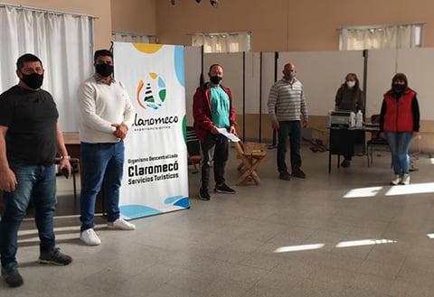 Claromecó apunta a la temporada con el foco puesto en los protocolos para alojamientos