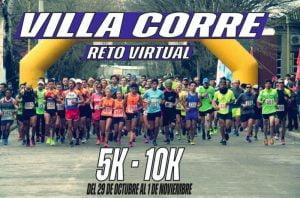 Villa Corre ya tiene fecha y será virtual