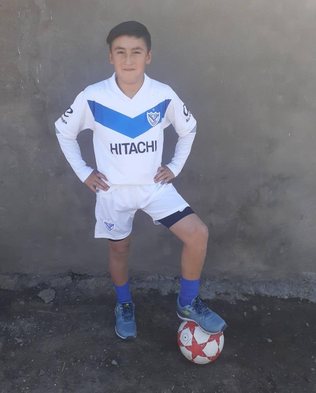Vélez Sarsfield con la mirada puesta en el tresarroyense Joaquín Gutiérrez