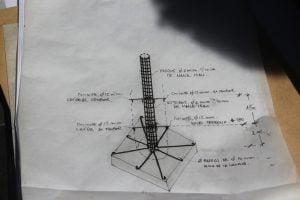 Aprontan la construcción del Monumento a los Pioneros en Claromecó