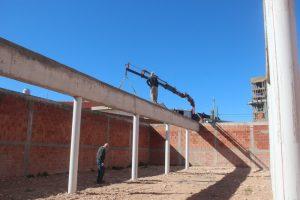 """Avances en la obra del nuevo edifico del Museo Regional """"Aníbal Paz"""""""