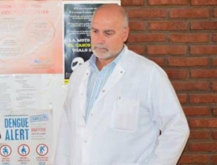 """San Cayetano: el secretario de Salud dijo que """"estamos con lo justo por el recurso humano"""""""