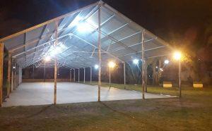 Refaccionan Pista Municipal de Skate y el gimnasio de boxeo Nebel Pereyra